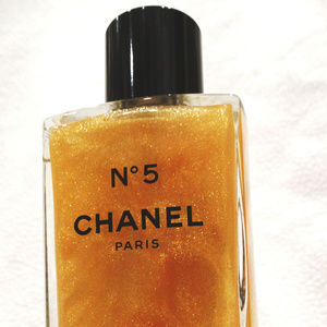 CHANEL Fragments D'or Sparkling Body Gel, 8.4 Oz.